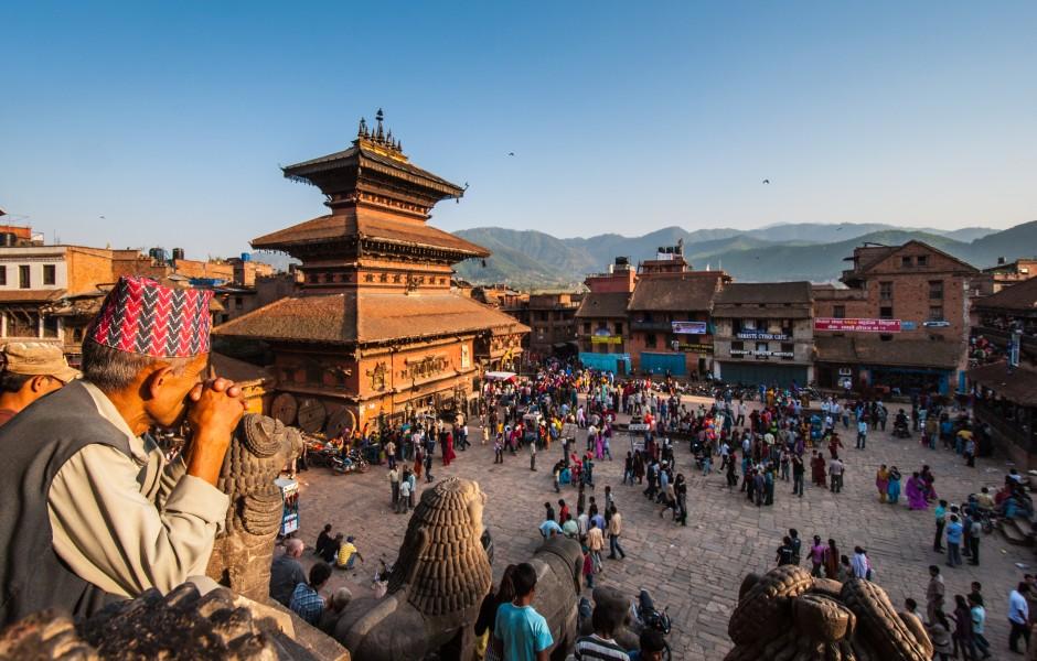 Ayudanos a construir un nuevo Nepal