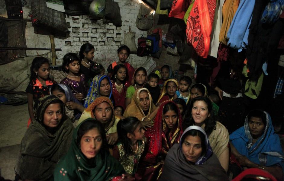 Viajes responsables India_entrevista Maria Bodelon